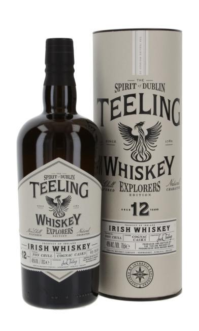 Teeling Cognac Finish Explorers Edition