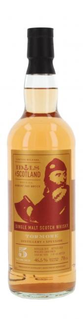 Tormore Moscatel Finish Idols of Scotland
