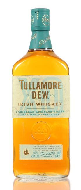 Tullamore D.E.W. Caribbean Rum