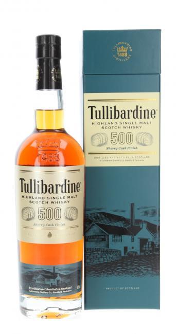 Tullibardine 500 Sherry Finish