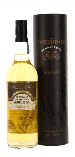 Tweeddale Grain of Truth Peated Edition