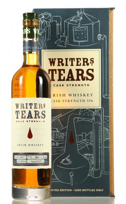 Writers Tears Cask Strength