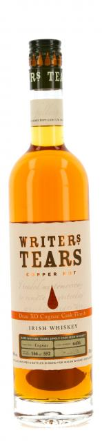 Writers Tears Copper Pot Cognac