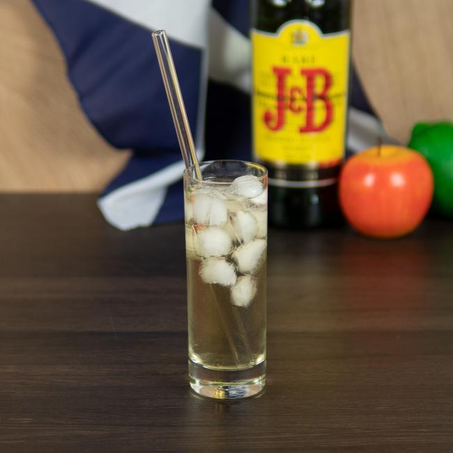 Cocktail Set J&B Rare & Soda