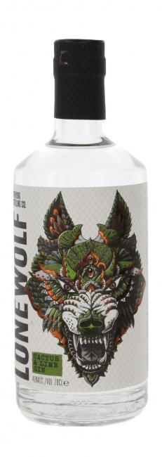 LoneWolf Cactus & Lime Gin - Brew Dog