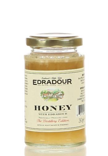 Brotaufstrich auf der Basis von Honig mit Edradour