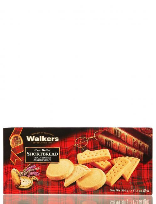 Walkers Traditional Shortbread Sortiment
