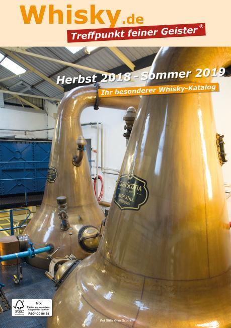 Whisky.de Katalog 2018/2019 gratis