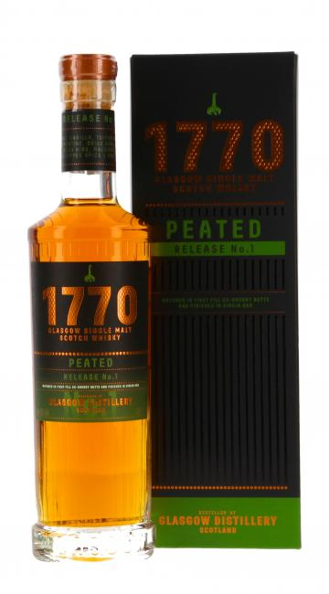 1770 Glasgow Peated Release No. 1