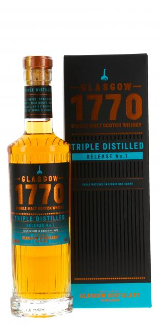 1770 Glasgow Triple Distilled Release No. 1