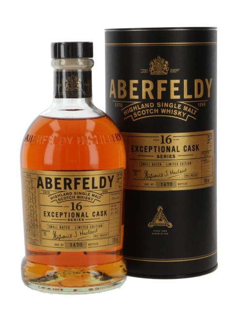 Aberfeldy Exceptional Cask  'Whisky.de exklusiv'