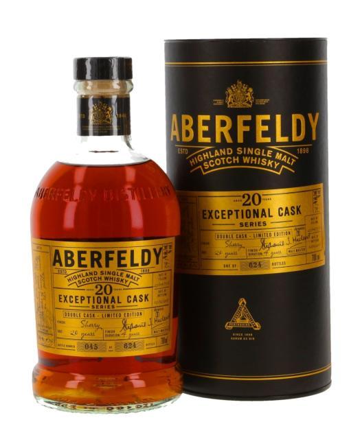 Aberfeldy Double Cask