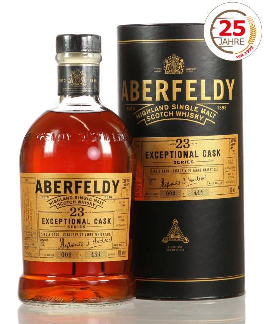 Aberfeldy '25 Jahre Whisky.de'