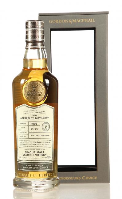 Aberfeldy Conn. Cask Strength