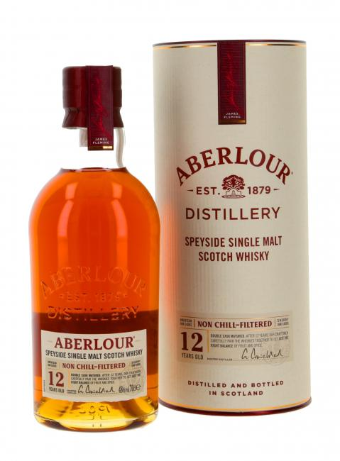 Aberlour Non Chill-Filtered - neues Design