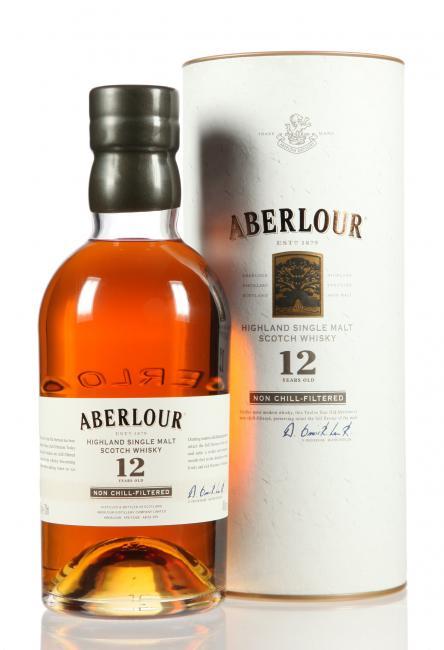 Aberlour Non Chill-Filtered