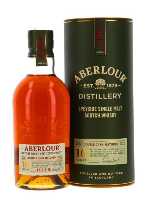 Aberlour Double Cask 40% vol