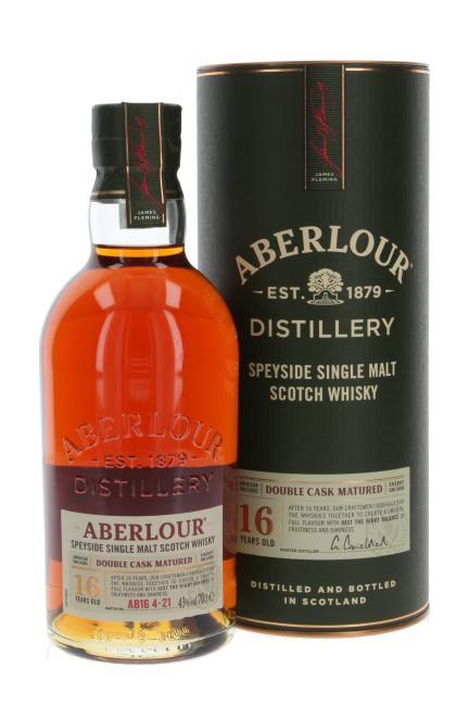Aberlour Double Cask 43% vol