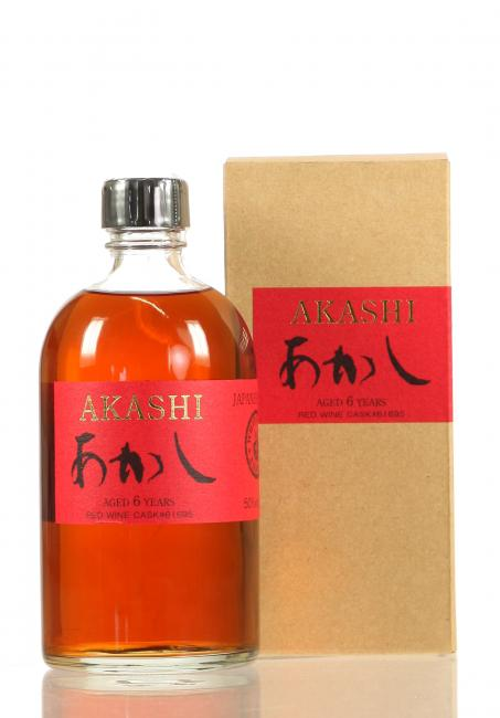 Akashi Red Wine