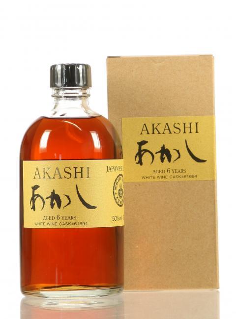 Akashi White Wine