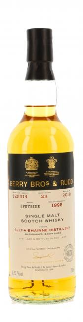 Allt-A-Bhainne Berry Bros. & Rudd