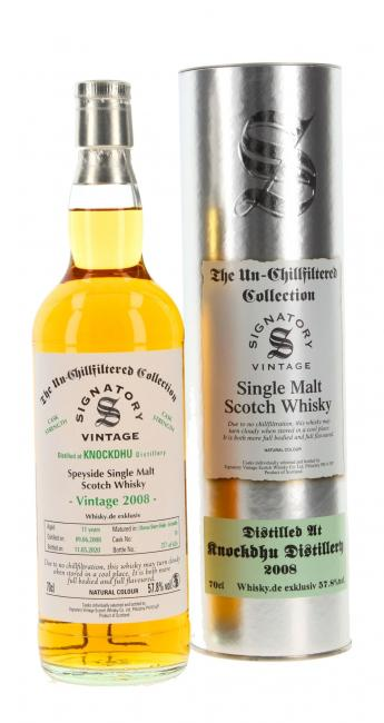 Knockdhu 'Whisky.de exklusiv'