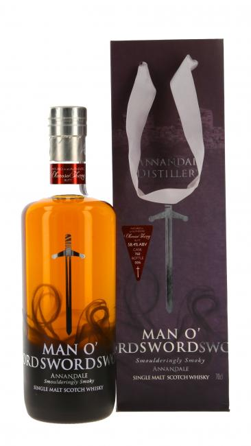 Annandale Man O' Sword Sherry Cask