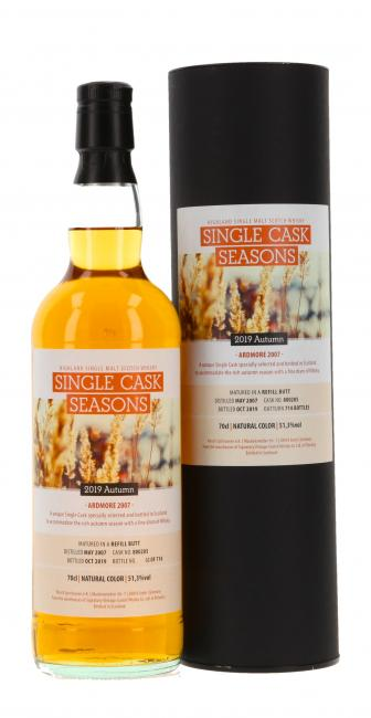 Ardmore Single Cask Seasons