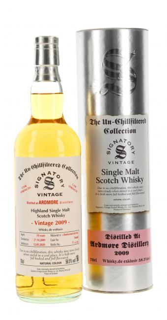 Ardmore Cask Strength 'Whisky.de exklusiv'