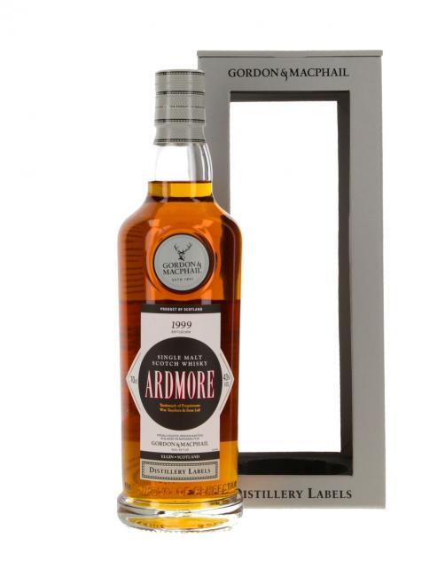 Ardmore Distillery Labels