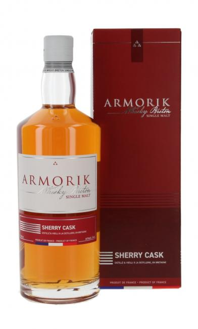 Armorik Sherry Cask