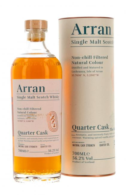 Arran Quarter Cask - The Bothy