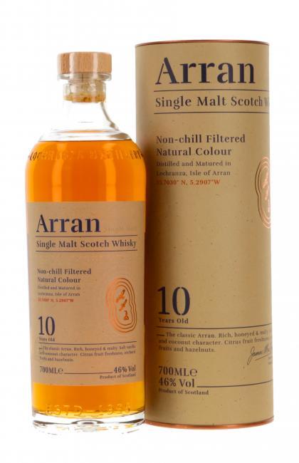 Arran - neues Design