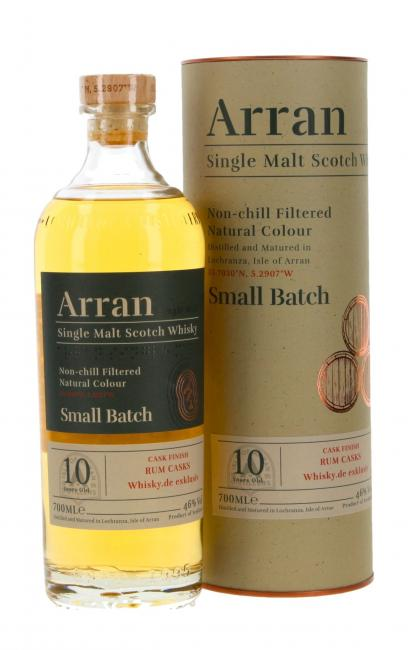 Arran Rum Cask 'Whisky.de exklusiv'