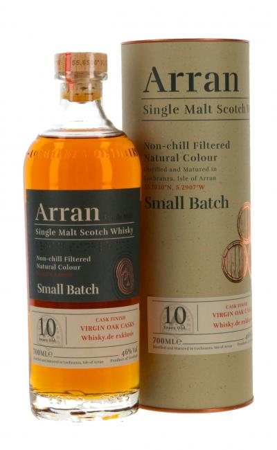 Arran Virgin Oak 'Whisky.de exklusiv'