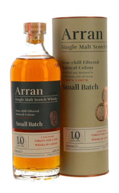 Arran Virgin Oak 'Whisky.de exklusiv'