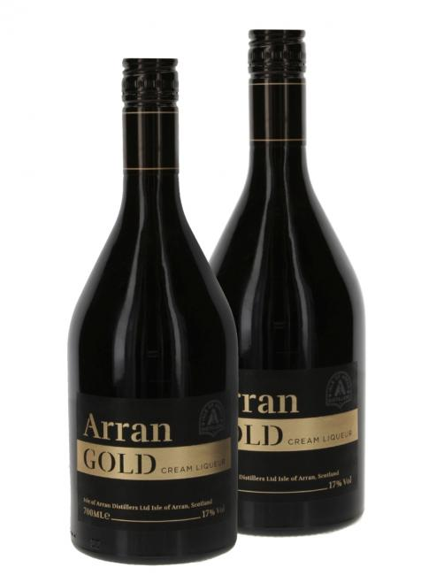 Arran Gold Sahnelikör 2er-Set