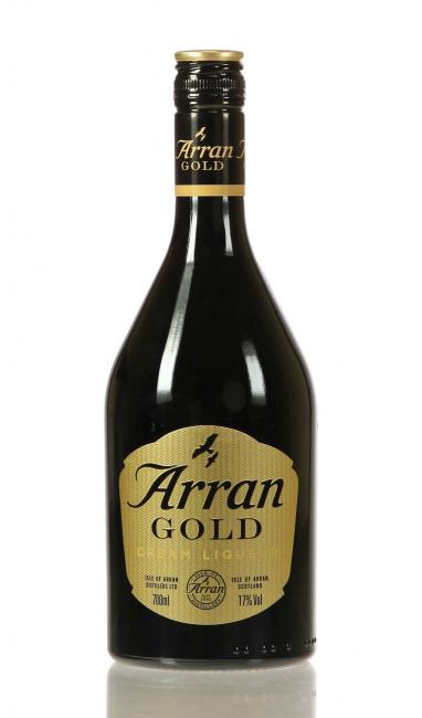 Arran Gold Sahnelikör