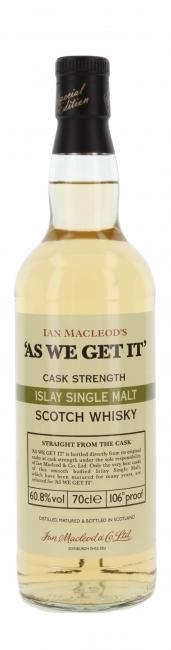 As We Get It! Islay