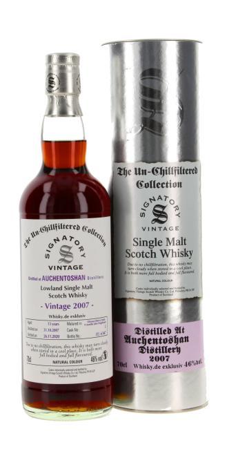 Auchentoshan 'Whisky.de exklusiv'