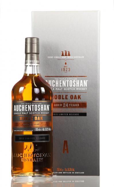 Auchentoshan Noble Oak