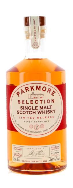 Auchroisk Parkmore Selection