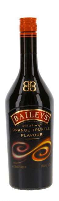 Baileys Orange Truffle