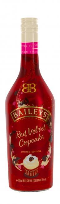 Baileys Red Velvet Cupcake