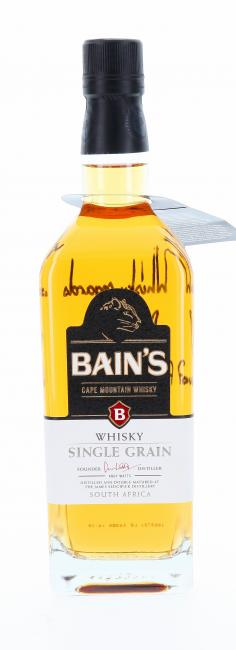Bain's Cape Mountain mit Widmung