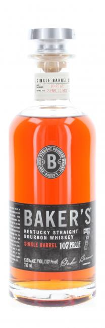 Bakers 107 Proof