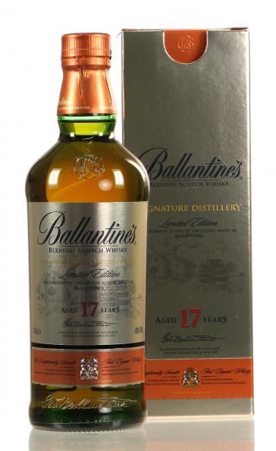 Ballantine's Signature Distillery Miltonduff