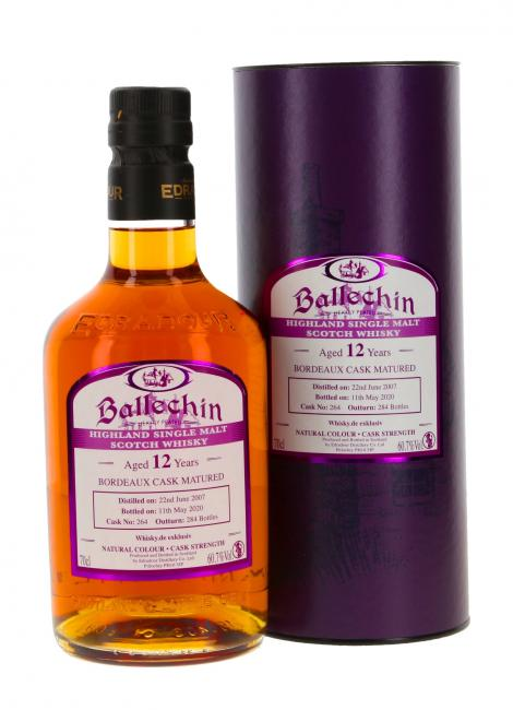 Ballechin Bordeaux 'Whisky.de exklusiv'