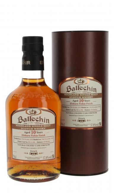 Ballechin Elsburn Firkin