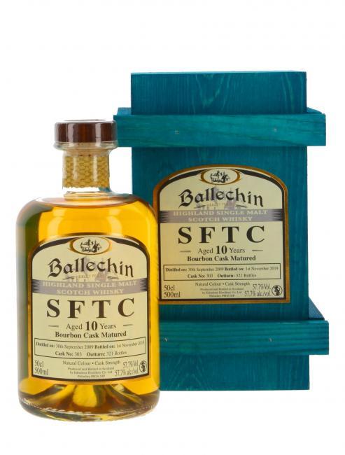 Ballechin Bourbon